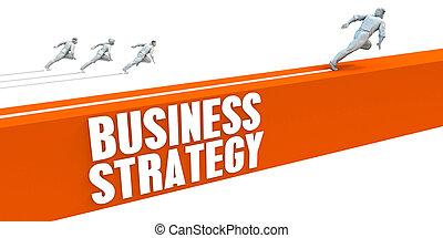 strategia, handlowy