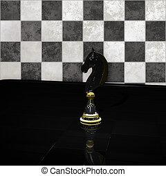 Strategic Chess Move Concept