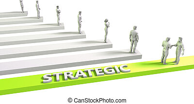 Strategic Mindset for a Successful Business Concept