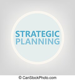 strategic planning concept