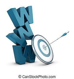 strategie, web, marketing, geschaeftswelt, internet