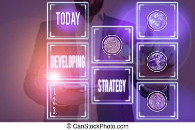 strategy., これ, 要素, イメージ, テキスト, nasa., 特定, 執筆, ゴール, 成長, 計画, 手書き, 概念, セット, ゲーム, 意味, 目的, 供給される