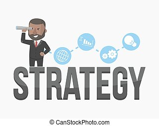 strategy business man