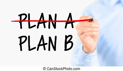 Strategy changing - Business plan strategy changing....