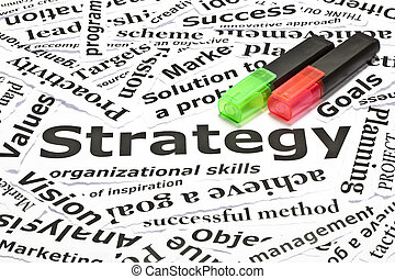 'strategy', conceito