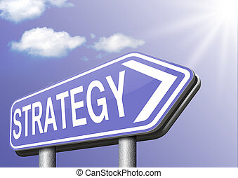 strategy for business and marketing used method and plan ...