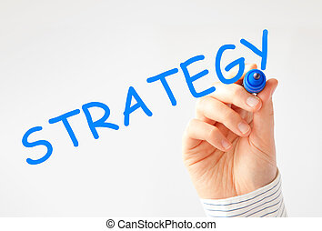 Strategy - Writing strategy