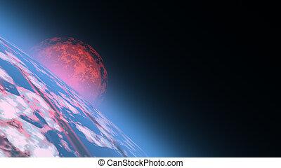 stratosphère, soleil