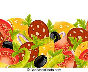 strava, seamless, grafické pozadí