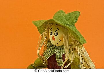 Straw doll