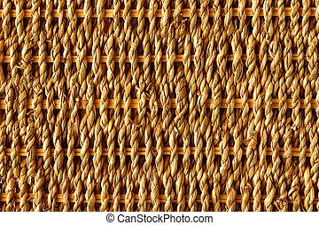 Straw Interlace
