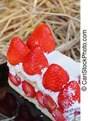 Strawberry Cak
