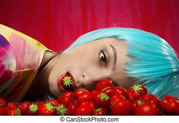 Strawberry Death