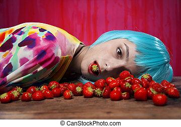 Strawberry Death II