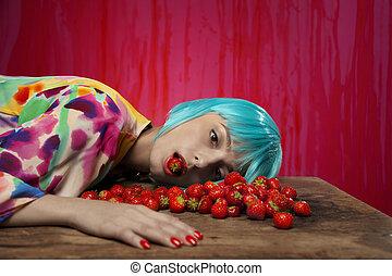 Strawberry Death III