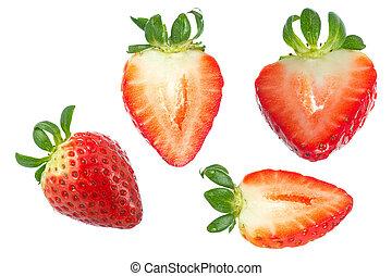 Strawberry disigner set.