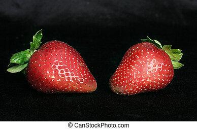 Strawberry duet 2