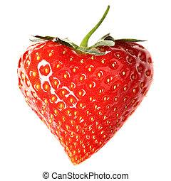 strawberry-heart