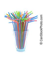 straws., colorido
