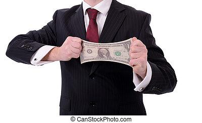 streaching, dólar