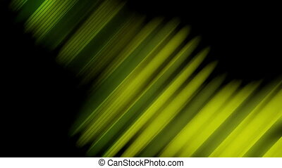 Streaks and negative space loop - Animated streaks and...
