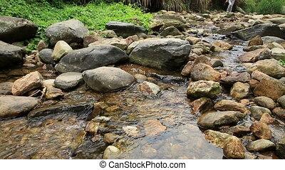 stream water flow
