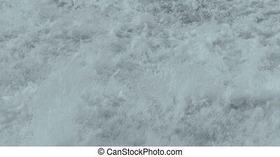 stream white water running background
