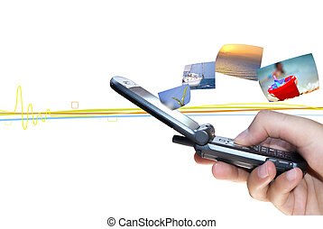 streaming mobile phone
