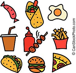 streed food icon