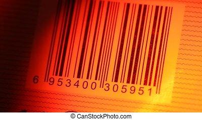 streepjescode, etiket