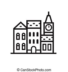 Street and House Emblem