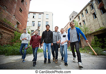 Street bandits