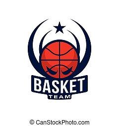 Street Basketball Sport Club Symbol