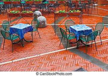 Street Cafe