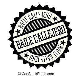 street dance stamp in spanish