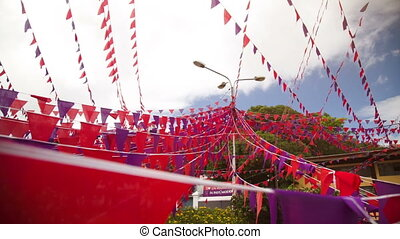 street decoration during election - Sreet decoration for the...