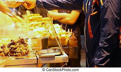 STREET FOOD IN ASIA Full HD