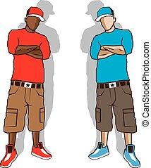 Street gangsters