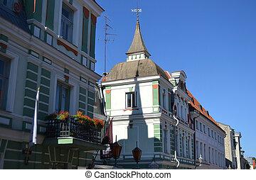 Street in Old Tallinn