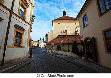 Street in Old Town