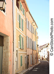 Street in the Provence