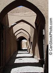 Street in Yazd
