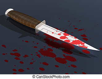Street knife