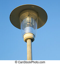 Street Lamp Closeup