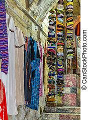 Street Market, Old Jerusalem