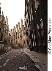 Street of Cambridge