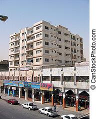 Street of Er Riyadh, Saudi Arabia