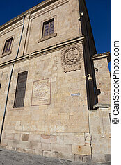 Street of Salamanca, Castilla y Leon, Spain
