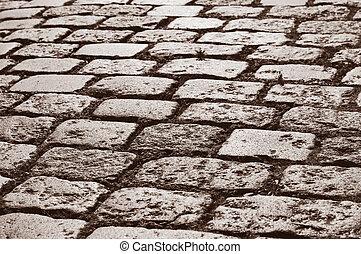 street pavement