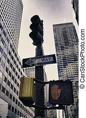 Street Signs of New York City